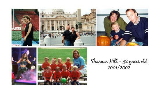 Shannon 32