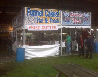 Fried butter copy